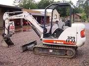 2008 Bobcat 329 Mini Excavator
