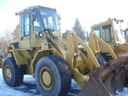 1987 FIAT ALLIS FA12 WHEEL LOADER 3 YARD BUCKET
