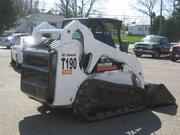 2006 BOBCAT NEW TRACKS 100% RUBBER $18995