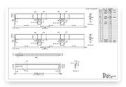 Free Quote : Structural Steel Shop Drawings / Steel Detailing Services