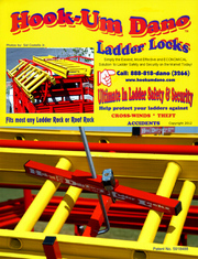 Hook-Um Dano Ladder Locks