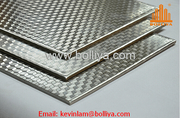 Stainless Steel Composite Panel for façade and interior wall